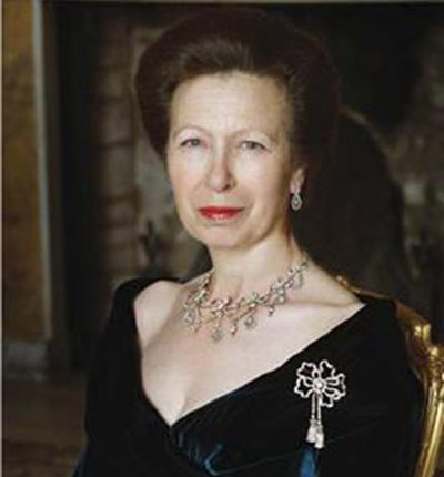 HRH The Princess Royal Patron of CanTRA